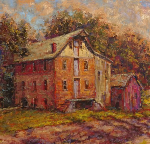 Mill at Tohickon