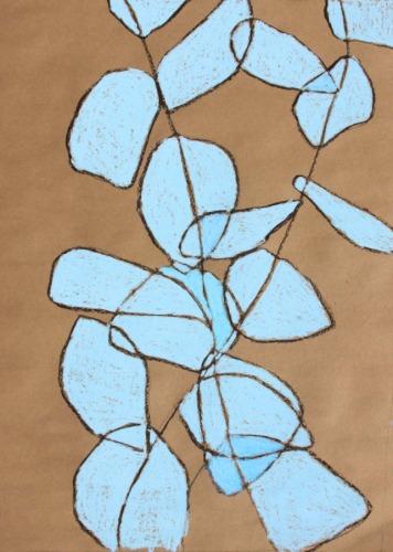 Blue on Craft