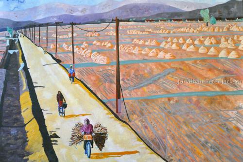 People's Harvest (Cosecha del Pueblo) (large view)