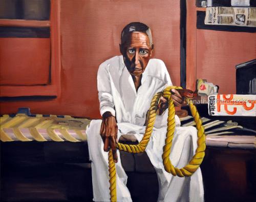 The Hangman by Jonathan Peter Jackson