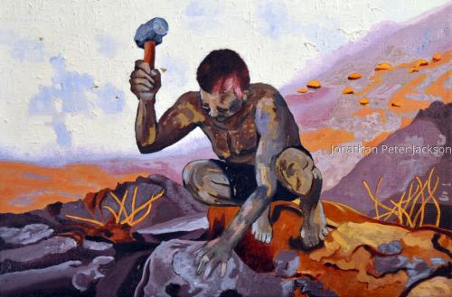 The Stonebreaker by Jonathan Peter Jackson