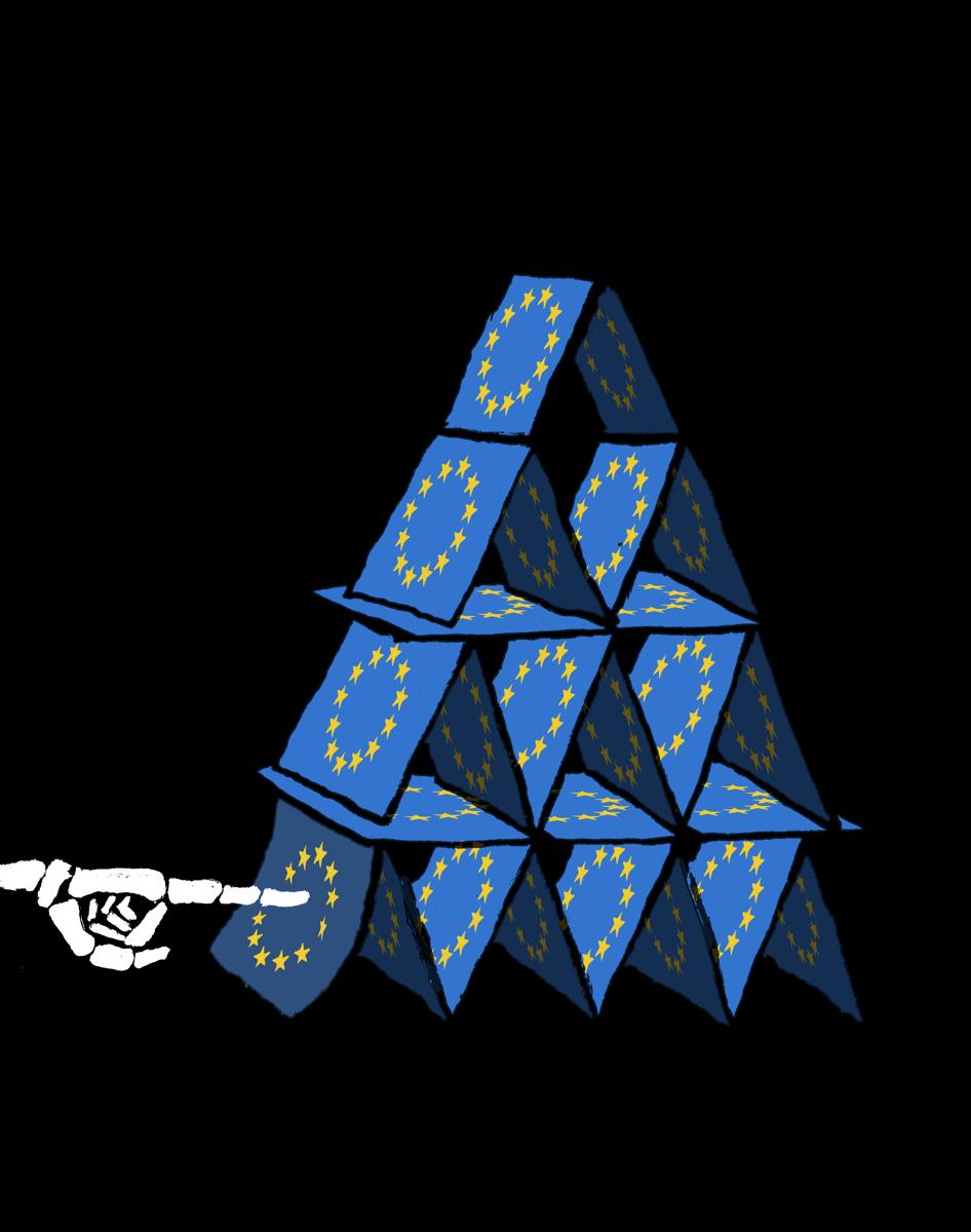 Europe Threatened (large view)