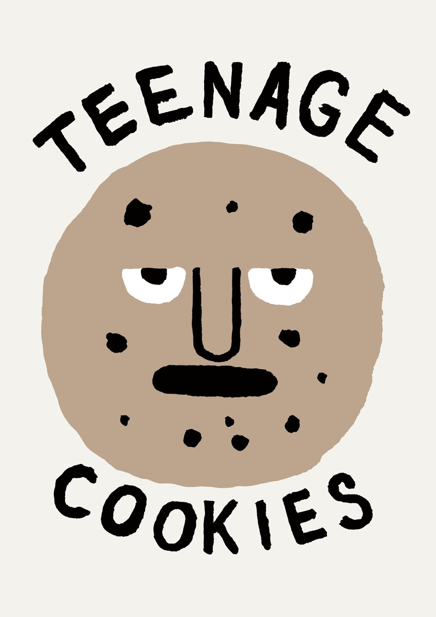 Teenage Cookies (large view)