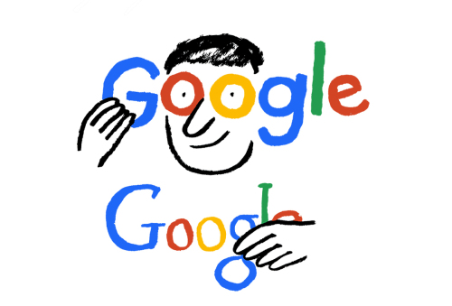 New Google Logo (large view)