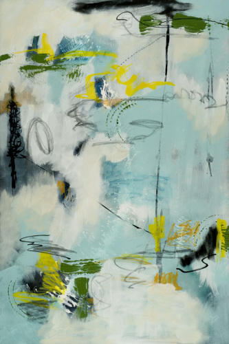 Midnight Messages II by Jana Kappeler Studio