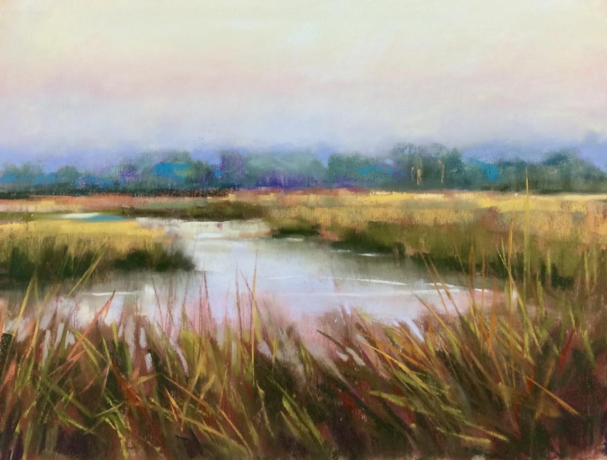 Soft Marsh Light (large view)