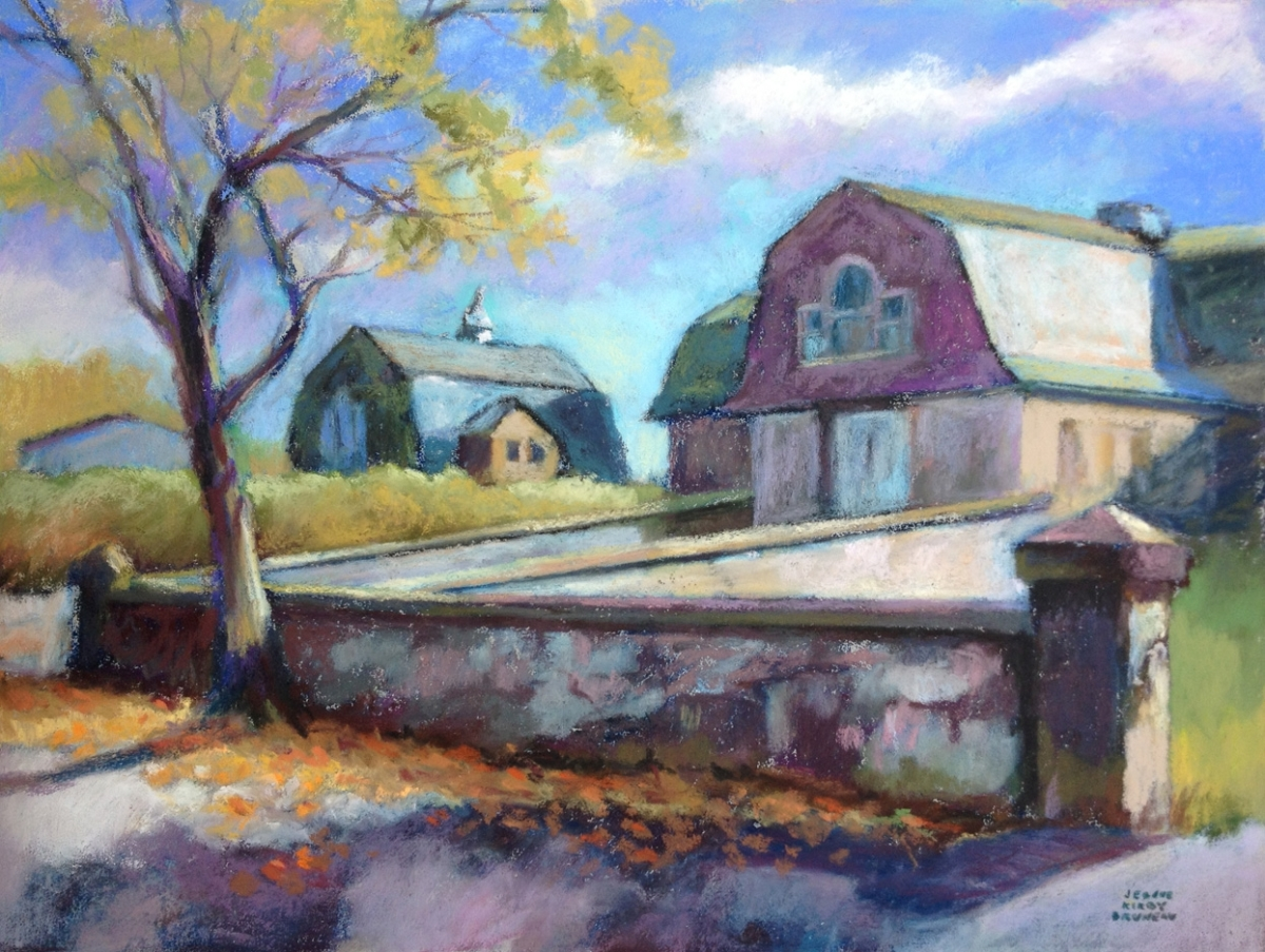 Winterthur Dairy Barn (large view)
