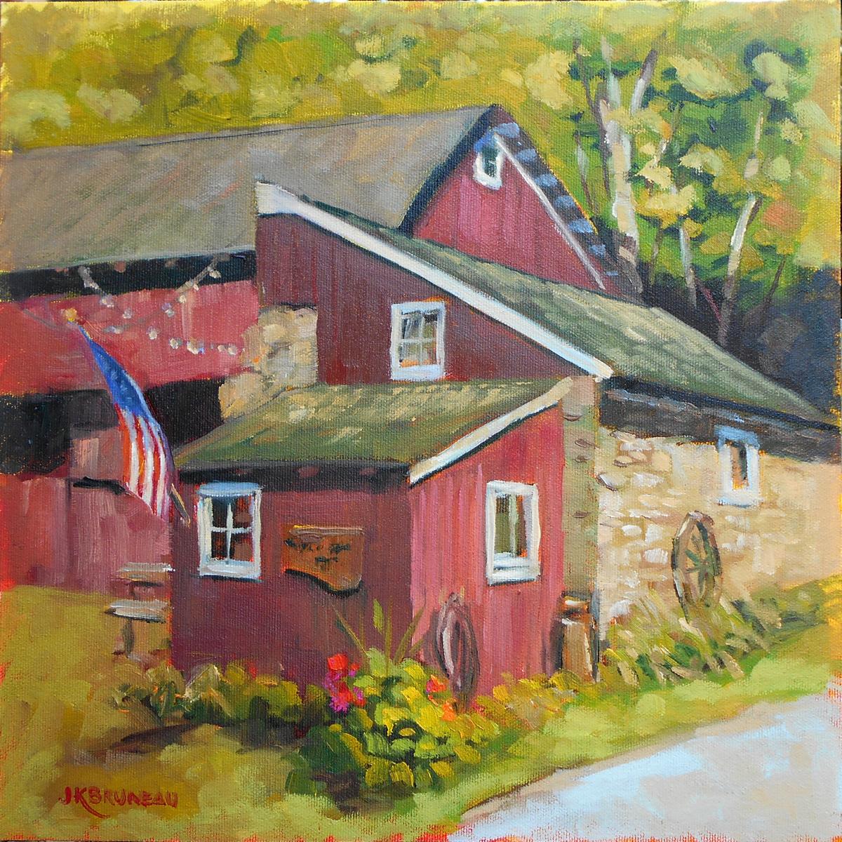 Alla Finé Farm, West Chester, PA (large view)