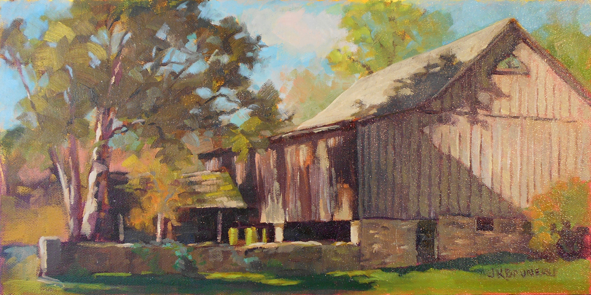 Big Bend Barn (large view)