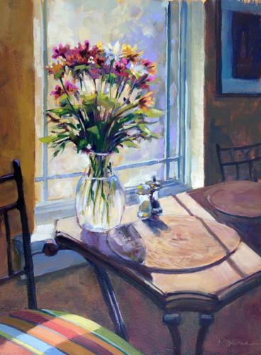 Breakfast Nook Bouquet
