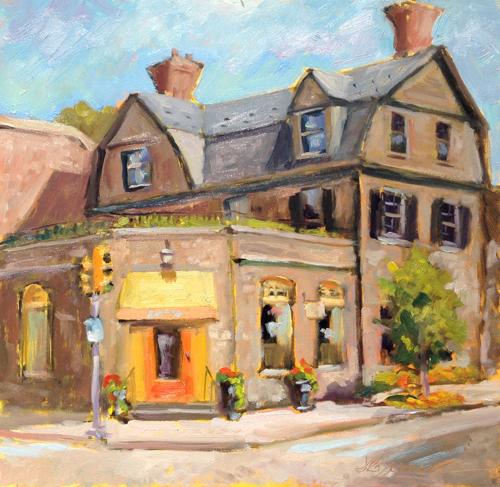 J. McLaughlin by Jeanne Kirby Bruneau