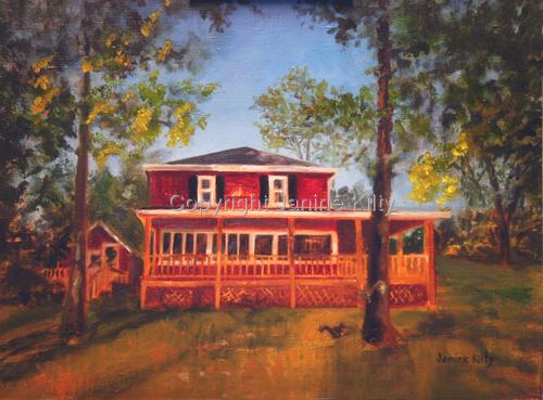 Canandgua Lake House