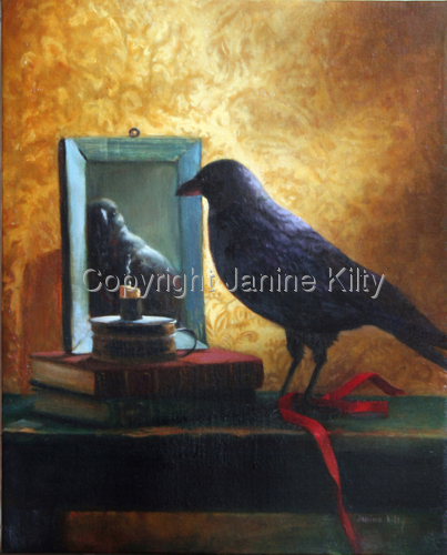 Still Life With Crow