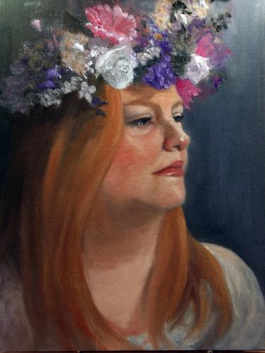 Andrea as Flora, Profile