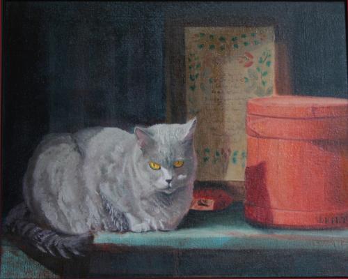 Feline, Fraktur and Firkin