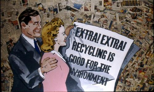 Recycling is Good