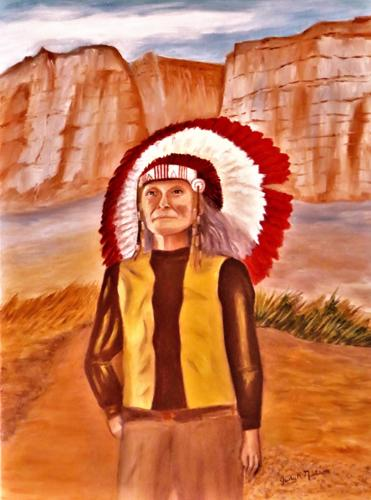 Chief Yellow Horse
