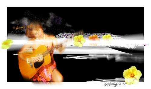 Tootsie w/ Guitar
