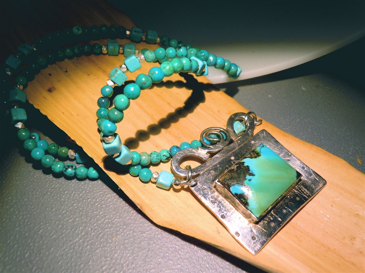 Turquoise Treasure (large view)
