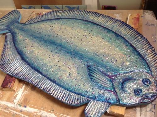 Flippin' Flounder