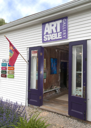 Art Stable Gallery too!