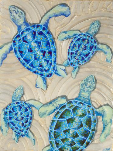 Turtle Blues 6