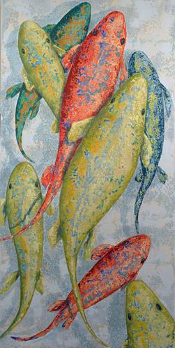 Funky Fish No.3