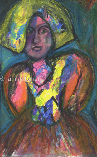 At the Ball by Janine Lehane Gallery