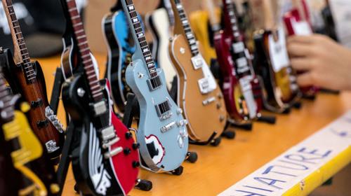 Vintage Guitars Collection