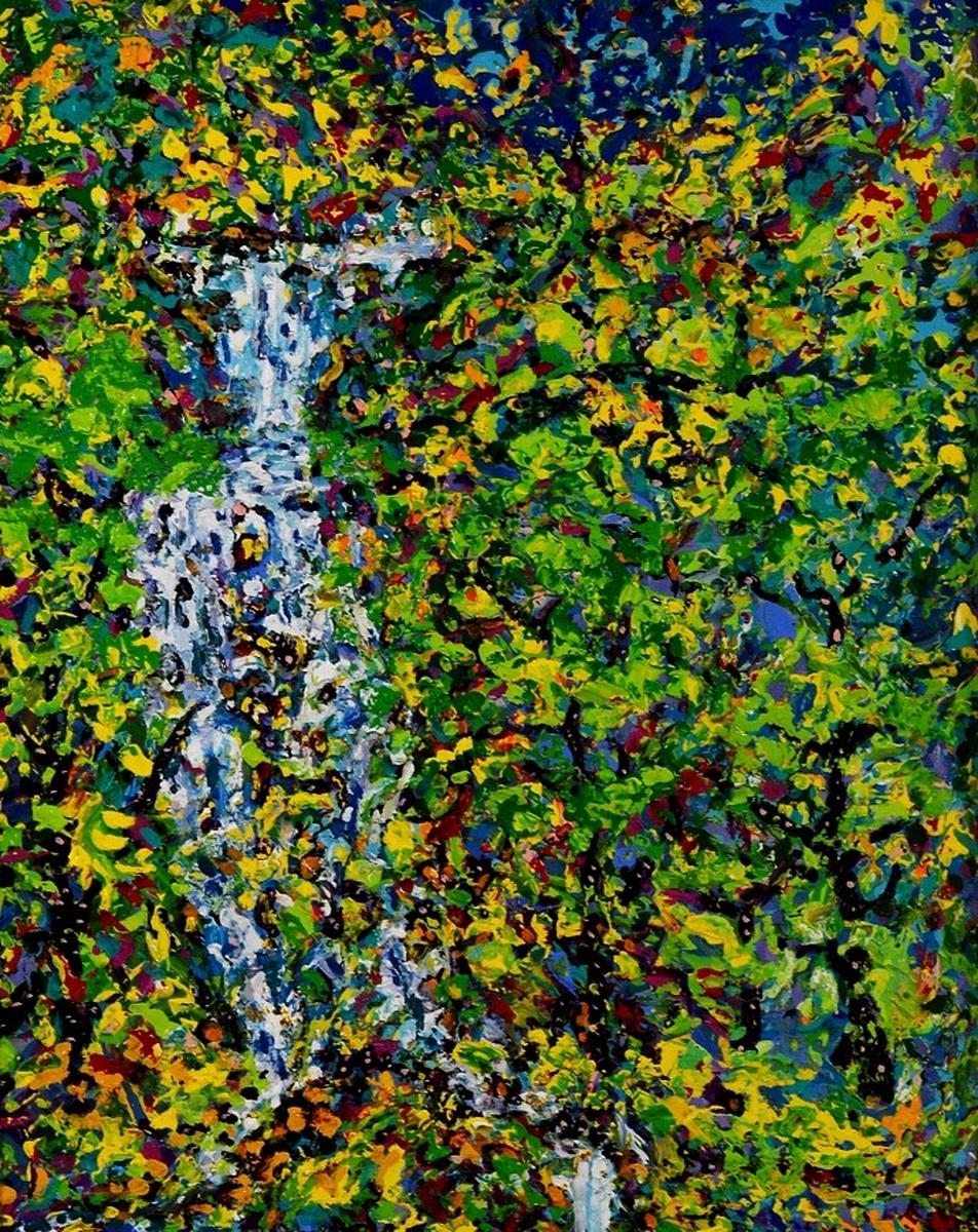 Confetti Waterfall  (large view)