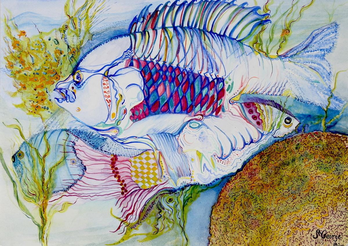 Fish Patterns (large view)
