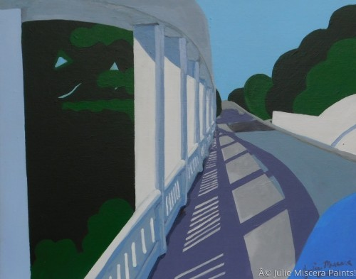 The Shadow of the Rainbow Bridge