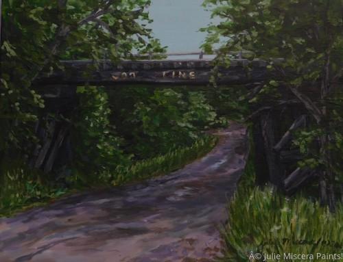Rail Bridge - Soo Line