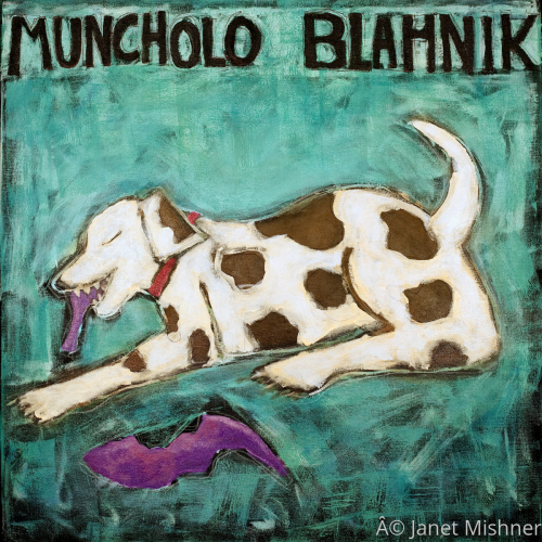 Muncholo Blahnik