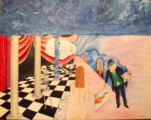 Romance of the Artist (Us & Them)