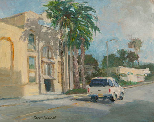 Old Downtown Vero by James Newman