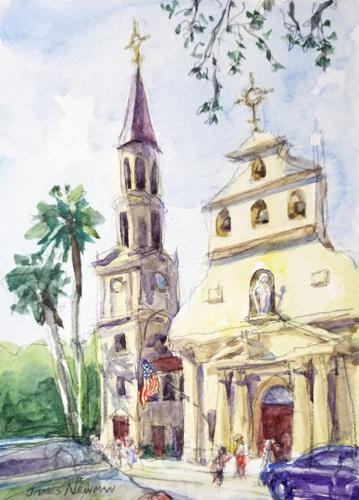 Downtown Churches