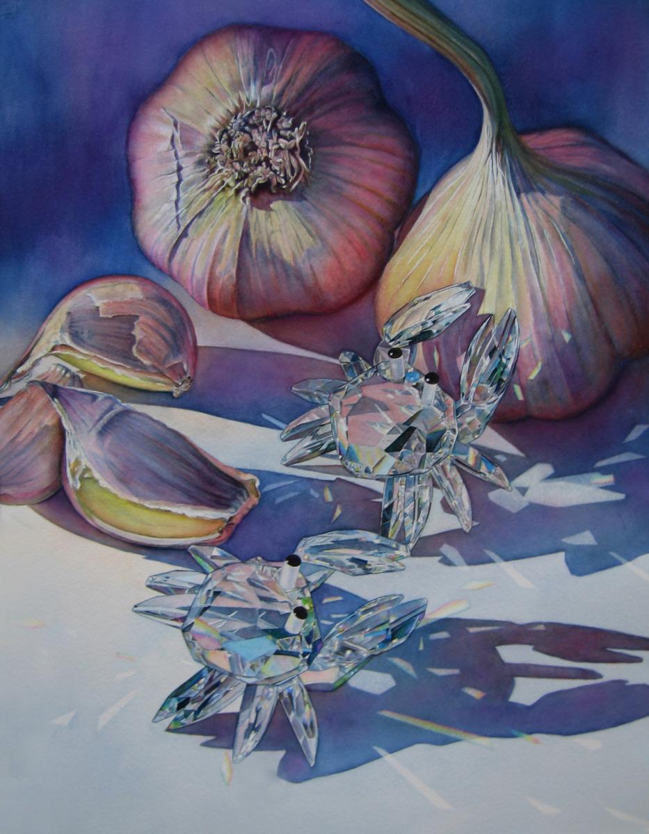 Garlic Crabs (large view)
