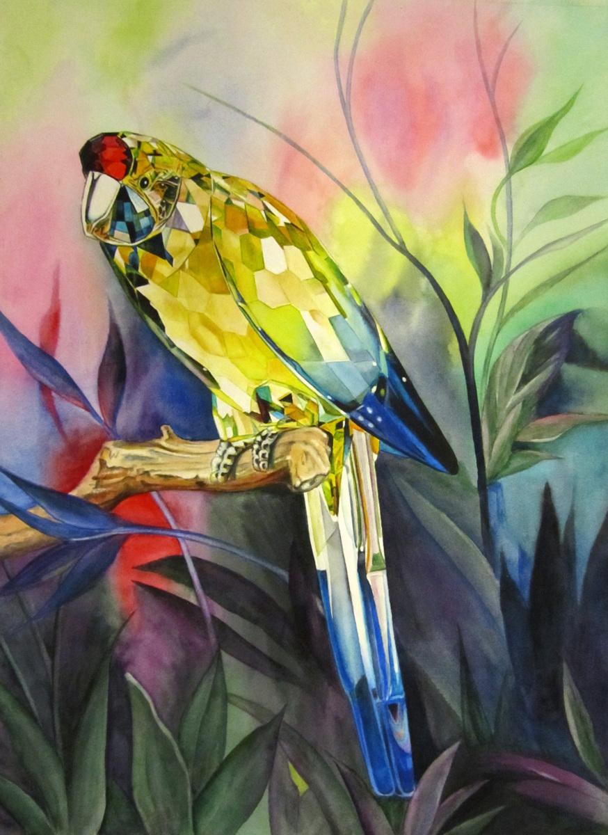Bird of Paradise (large view)