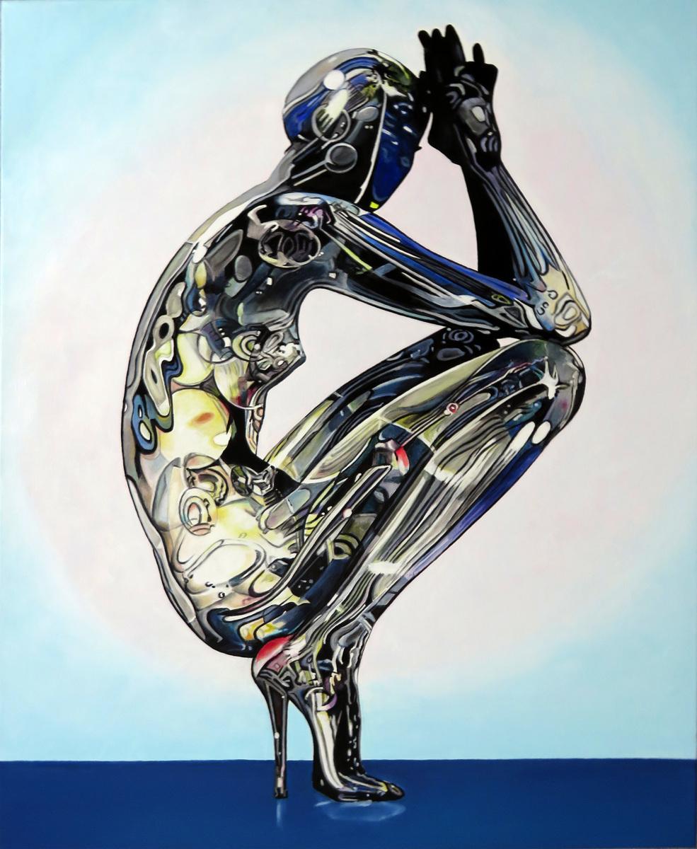Futuristic Woman (large view)