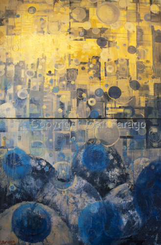 Gloria Be by Joan Farago
