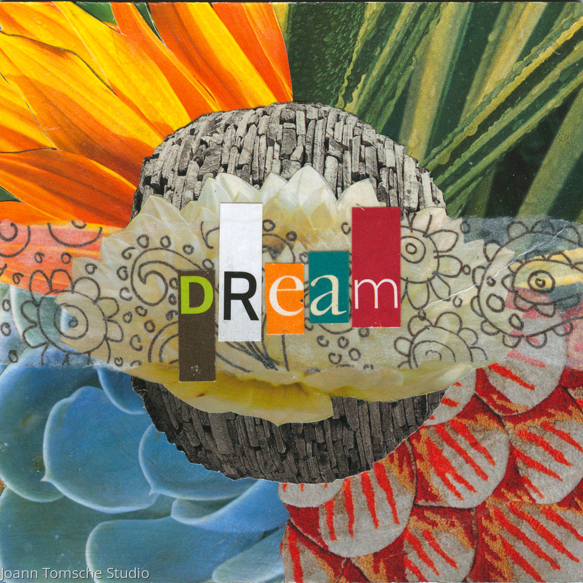 Dream art tile (large view)