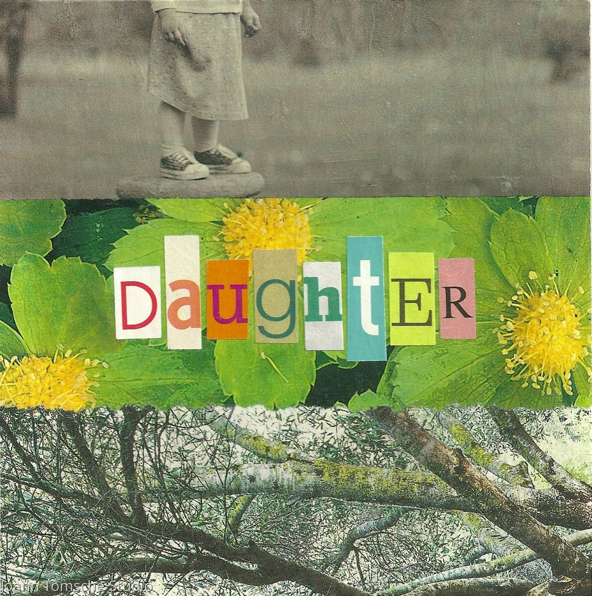 Daughter art tile (large view)