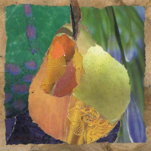 Pleasantly Plump art tile by Joann Tomsche Studio