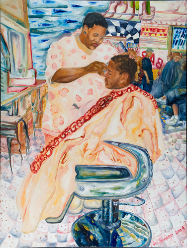 """Barberschool 3"" (large view)"