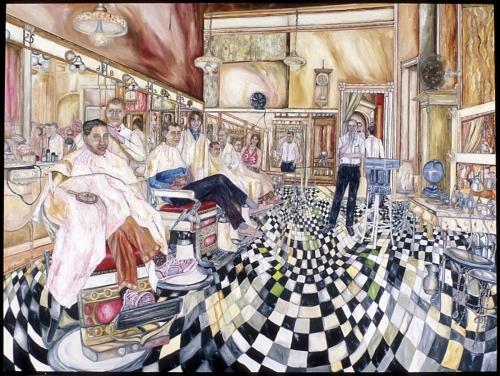 New Cuts-Barbershop #8