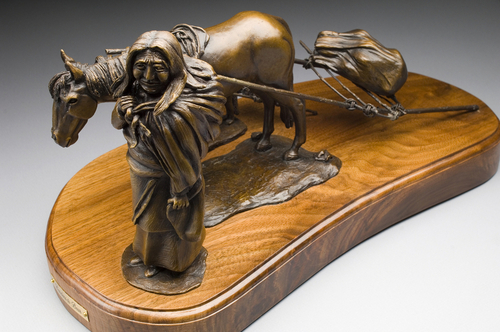 Burdens to Bear by Visions in Bronze