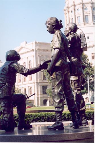 Ga Vietnam Veterans Memorial