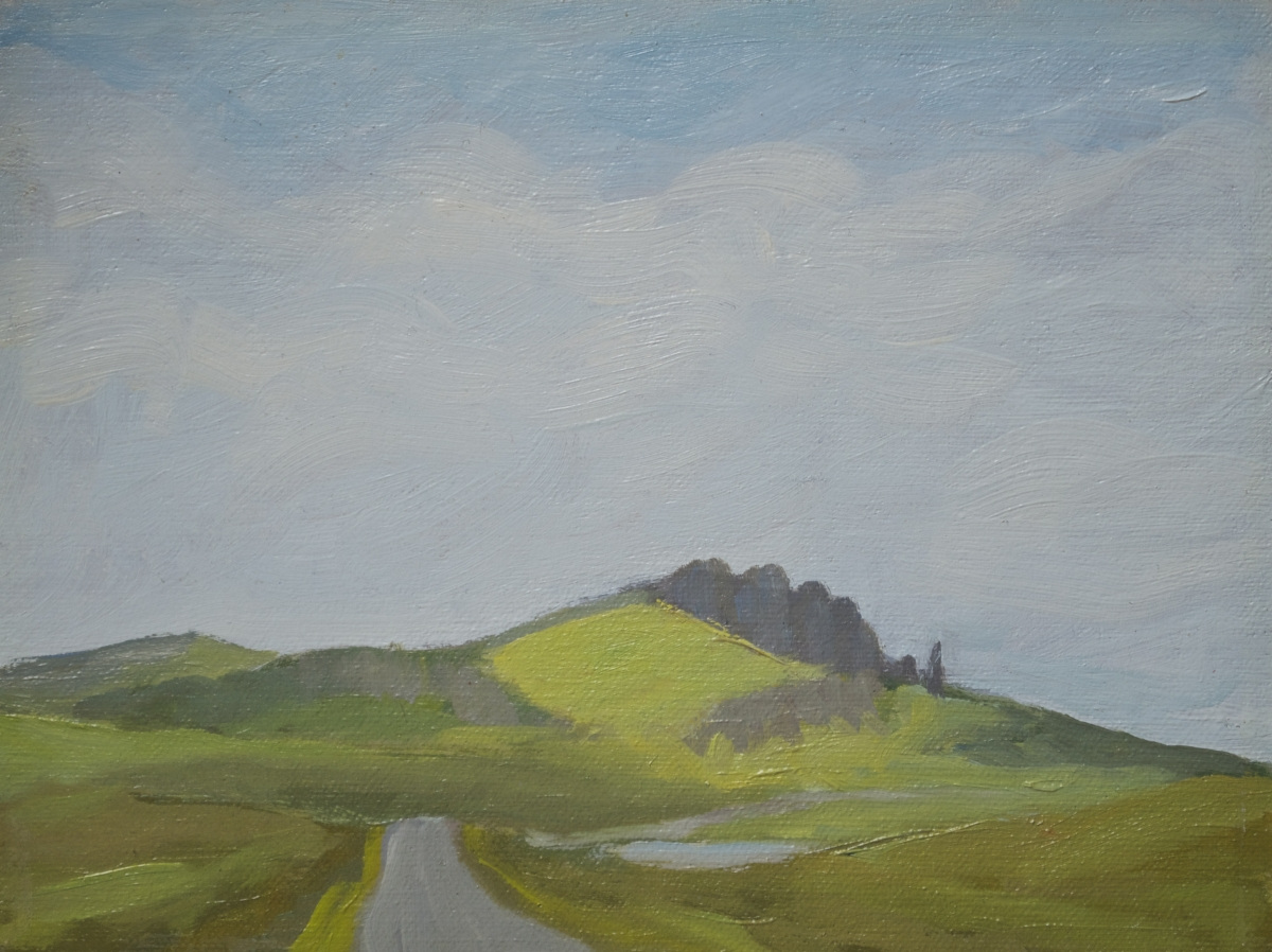 Road Trip:  Isle of Skye, Scotland  Number 1 (large view)