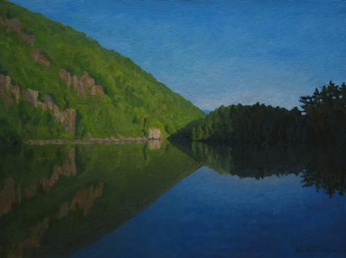 Adirondack Series: Chapel Pond, July 2, 2011, 7:30 AM